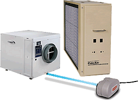 humidifiers and air purification system servce Adams Heating and Air, Denver