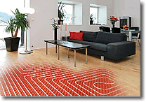 radiant heating Adams Heating & Air, Denver